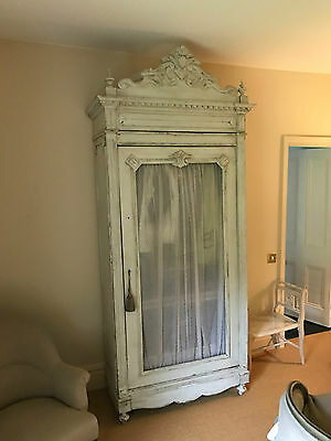 19th Century French Louis XV Armoire