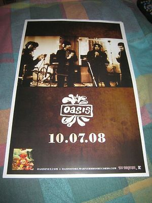 OASIS-(dig out soul)-1 POSTER-11X17-MINT-RARE
