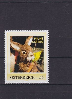 T05328 Österreich Austria PM postfr./mnh Tiere Hase bunny Frohe Ostern Osterhase