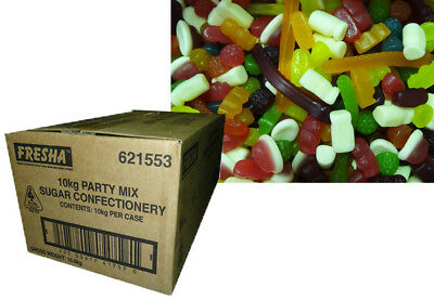 Cadbury Fresha Party Mix (10kg Box)