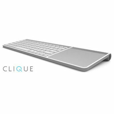 Henge Docks Clique Apple Magic TrackPad & Wireless Keyboard Dock