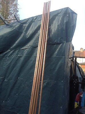 22MM COPPER PIPE!!!5x3m LENGTHS!!!!!