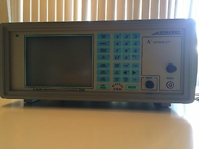 Sonomed A-Scan 5500
