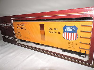 Bachmann G Scale Union Pacific  Freight Car  # 95764 Nib