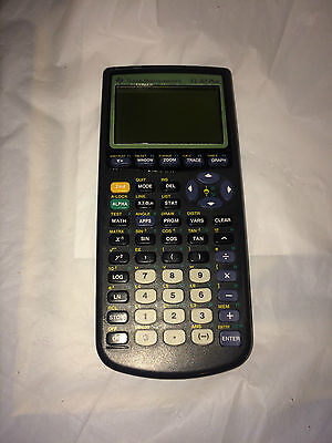 Texas Instruments TI-83 Plus Graphing Calculator Tested And Working!