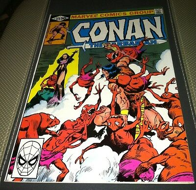 Marvel CONAN THE BARBARIAN (1970) 123 VF ***$3.98 UNLIMITED SHIPPING***