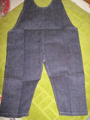 Vintage Baby Dungaree New Old Stock