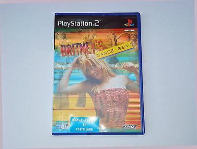 Juego Ps2 Play Station 2 - Britney's Dance Beat - Pal - España