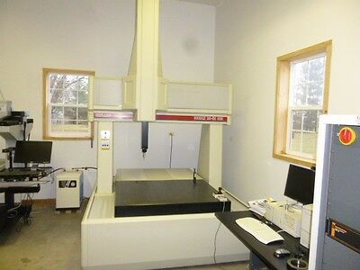"""Sheffield RS-50 Cordax DCC CMM system Complete 48""""x40""""x30"""""""