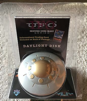 IFO/UFO Daylight Disk Number 2 Shadowbox 1997 Sealed
