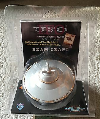 IFO/UFO Beam Craft Number 1 Shadowbox 1997 Sealed