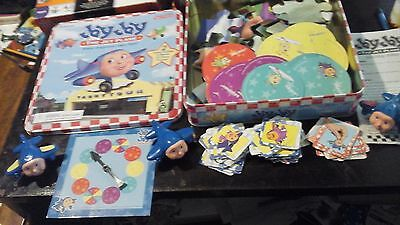 Jay Jay The Jet Plane Matching Game, PUZZLE, FLY ON OVER GAME w/reproductions