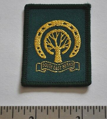 South East Berks, UK, Boy Scouts Badge Patch