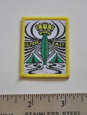 Ilford East, UK, Boy Scouts Badge Patch