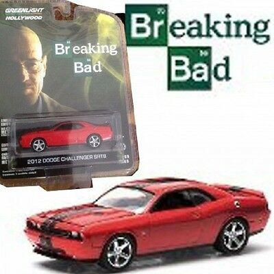 Oferta Coche Breaking Bad 2012 Dodge Challenger Str8 Original Metal Escala 1:64