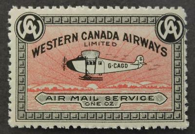 #CL40 MNH OG, Semi-Official Air Post, 1927 Issue