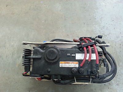 Yamaha GP1300R Wiring, Electrical box, Coil, Relay, Fuse
