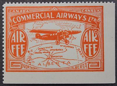 #CL50 MNH OG, Semi-Official Air Post, Commercial Airways, 1930 Issue
