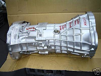 Nissan Navara 5Spd D22 3Ltr Turbo Gearbox Reconditioned
