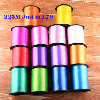 New Balloon Colour Curling Ribbon Helium Wedding Birthday Gift Party Decoration