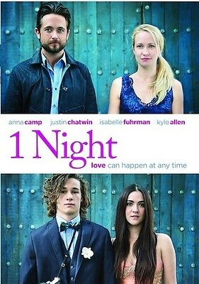1 Night (2017, DVD NUEVO) (REGION 1)