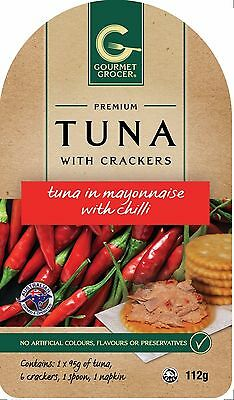 Tuna Snack Packs (24 packs per case)