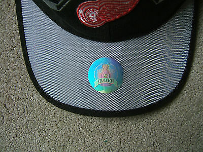 Detroit Red Wings - Nhl - Stanley Cup Champs 1998 Hat/cap - Starter - Near Mint!