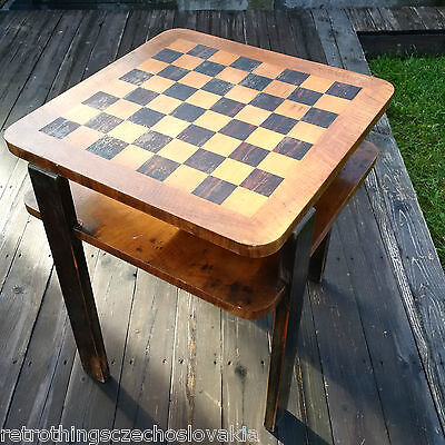 Coffee table, chess table