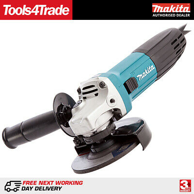 "Makita GA4530R 115mm 4.5"" Angle Grinder 720W 240V – Replacement Of 9554NB"