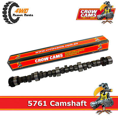 5761 Crow Cam for Holden 253 308 V8 Red Blue Black Aggressive Street Lumpy Idle