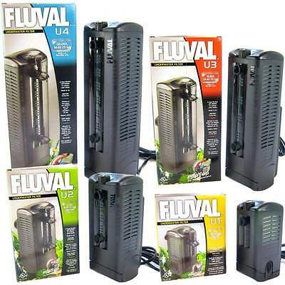 Brand New Fluval Mini U1 U2 U3 U4 Underwater Internal Aquarium Fish Tank Filter