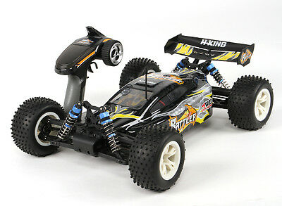 RC H.King Rattler 1/8 4WD Buggy (RTR)