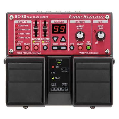 Boss RC-30 Loop Station Electric Guitar Effects Pedal (RC30 RC 30)