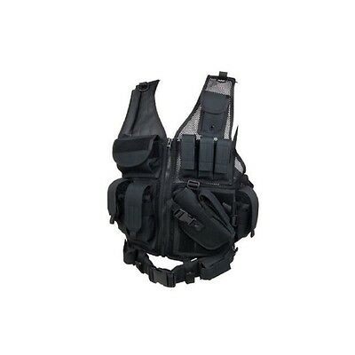 GSG Weste Tactical mit Holster