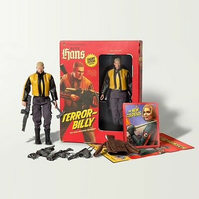 PC  - PS4 - XBOXONE   Wolfenstein II: The New Colossus - Collector's Edition