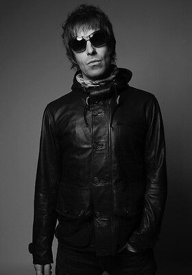 LIAM GALLAGHER As You Were 2017 UK Tour PHOTO Print POSTER Oasis Beady Eye 005
