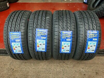X4 205 40 17 84W Uhp Xl Landsail Quality Tyres New With Amazing C,c Ratings