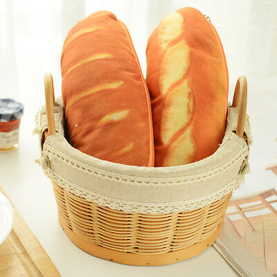 Bread Real Food like Zipper Pen & Make-up Pouch Pencil Case Funny gift