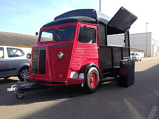 Citroen HY CATERING / FOOD TRUCK  WITH A DIFFERENCE!!!!