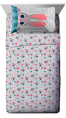 "NEW Disney Zootopia ""Bunny Ears"" Sheet Set - Twin"
