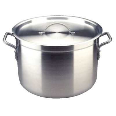 Vogue Aluminium Deep Boiling Pot Stockpot Saucepan Kitchenware Cookware