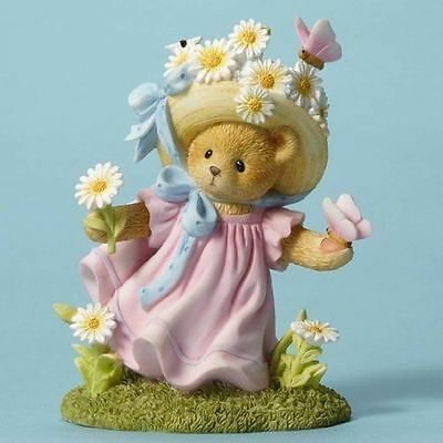 Enesco Cherished Teddies 4051517 Daisy A Sunny Day Is Time To Play NIB