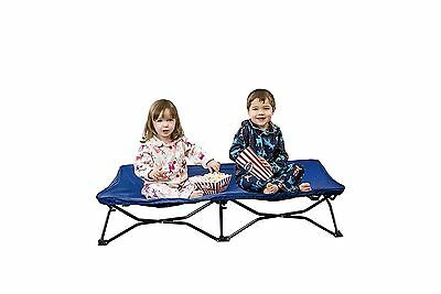 Regalo Baby 5001 My Cot Portable Bed (Royal Blue) Navy New