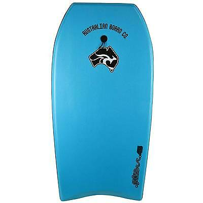 45inch Pulse Bodyboard, Boogie Body Board for Adults, Kids, Tough Velcro Leash
