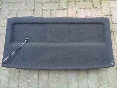 VW Corrado - Rear Parcel Shelf (Black Carpet) - Excellent Condition