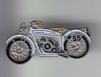 Rare Pins Pin's .. Moto Motorcycle Old Ancienne Victoria 55 Allemagne 3D ~Df