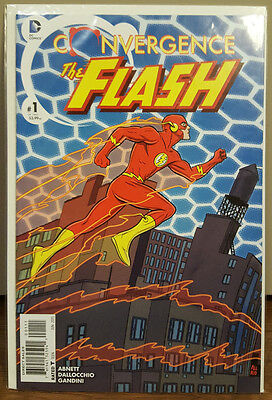 The Flash #1 Convergence DC Comics Mint-MN COMBINED SHIPPING