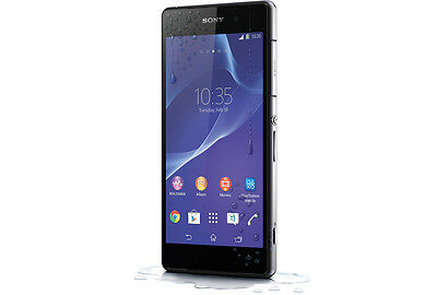 Brand New Sony Xperia Z2 Black Dummy Display Phone - Uk Seller
