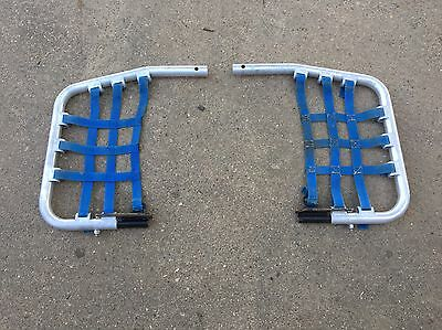 Honda TRX400EX Nerf Bars Nerfs Foot Guards Racing 400ex