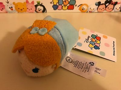 NEW Disney Store Genuine Tsum Tsum WENDY DARLING With Tags PETER PAN tsums